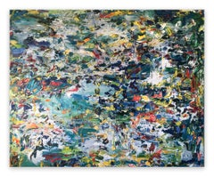 Paysage 21165 (Abstract painting)