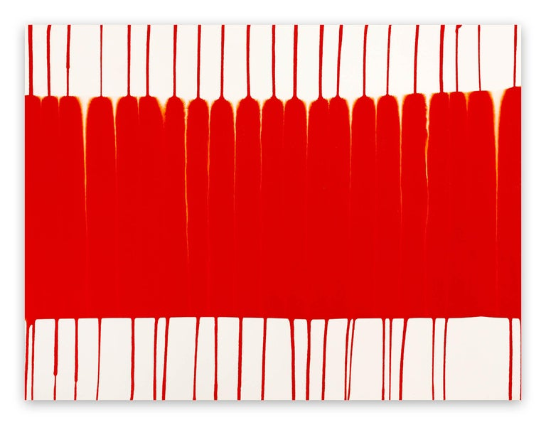 Martin Reyna  Abstract Painting - Untitled (Ref 16103)