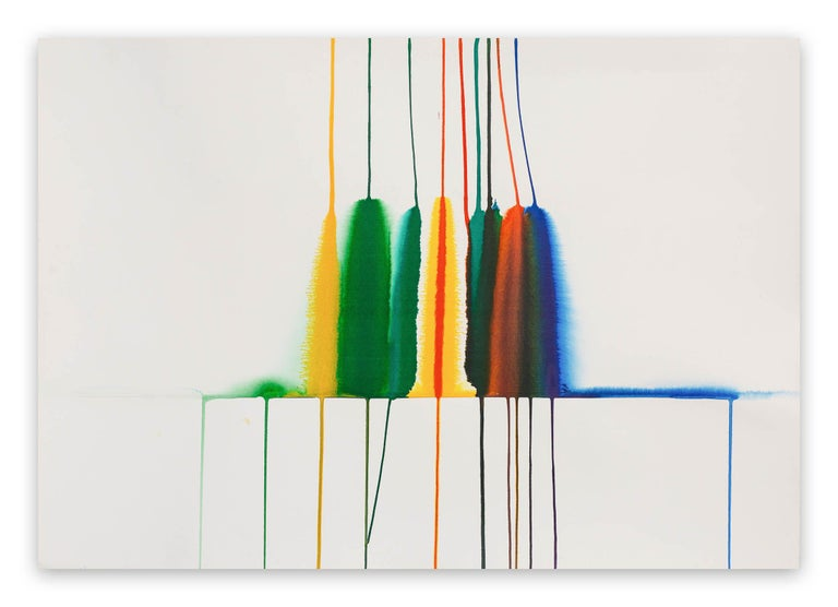 Martin Reyna  Abstract Painting - Untitled (Ref 17136)