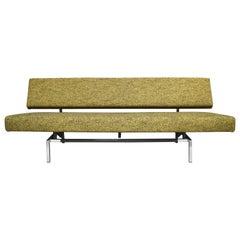 Martin Visser BR02 Sleeper Sofa for 't Spectrum with New Upholstery