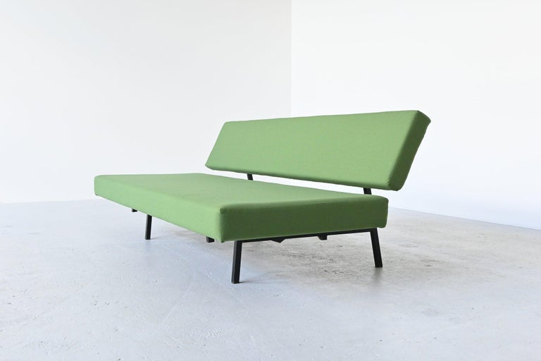 Martin Visser BR03 Daybed Sofa 't Spectrum, the Netherlands, 1960 In Good Condition For Sale In Etten-Leur, NL