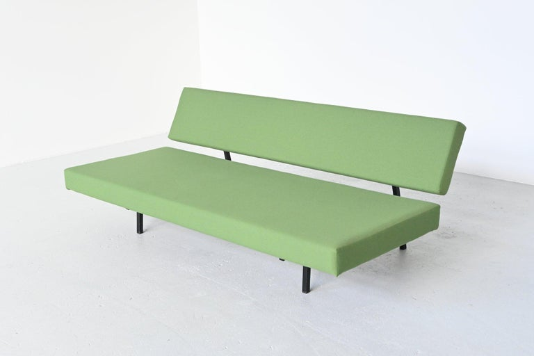 Mid-20th Century Martin Visser BR03 Daybed Sofa 't Spectrum, the Netherlands, 1960 For Sale