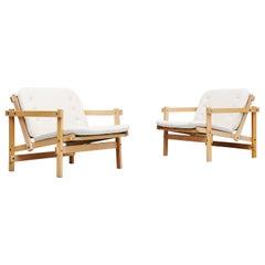 Martin Visser Cleon Lounge Chairs 't Spectrum, 1964