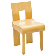 Martin Visser Prototype Chair t Spectrum, Holland, 1995