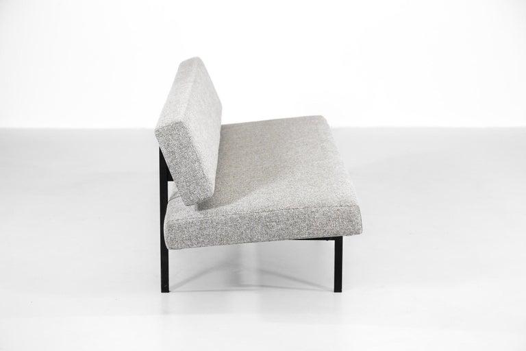 20th Century Martin Visser Sofa or Sleeper Sofa for 't Spectrum, Netherlands For Sale