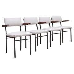 Martin Visser Style Midcentury Armchairs
