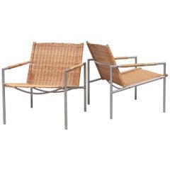 Martin Visser Sz 01 Midcentury Lounge Chair