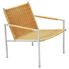 Martin Visser SZ01 Lounge Chair 'T Spectrum, 1960