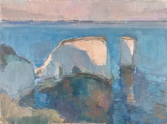 Old Harry Rocks, Handfast Point, Martin Yeoman. Chalk cliffs, Purbeck, Dorset