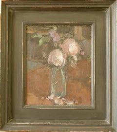 ROSES ..Martin Yeoman British artist His work is both painterly and poetic,