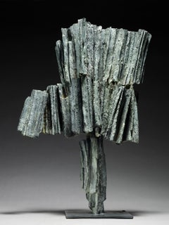 Writing No. 4 by Martine Demal - Contemporary bronze sculpture, Abstract