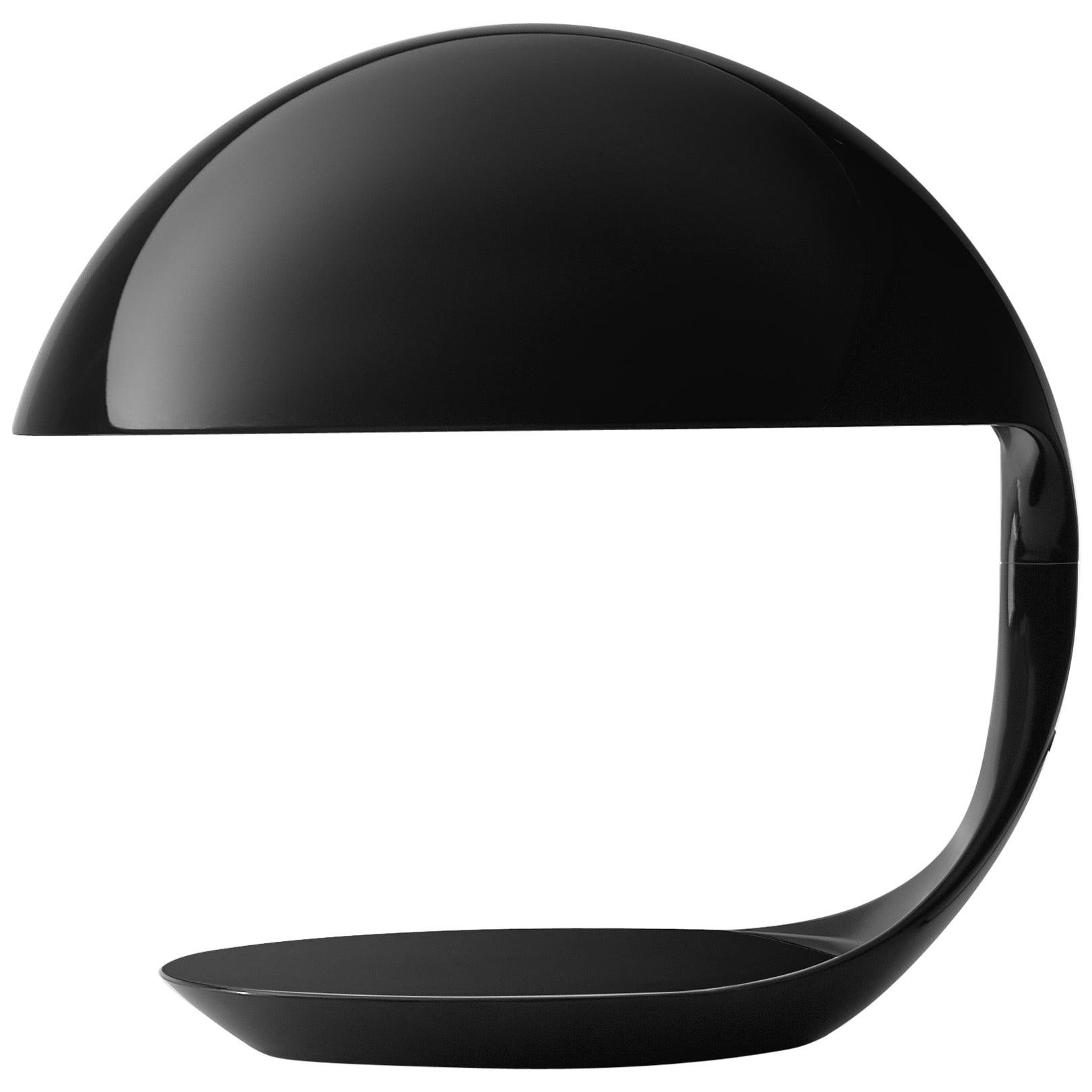 Martinelli Luce Cobra 629 Table Lamp by Elio Martinelli