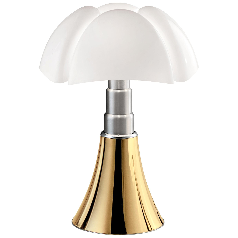 Martinelli Luce LED Minipipistrello 620/J Table Lamp by Gae Aulenti