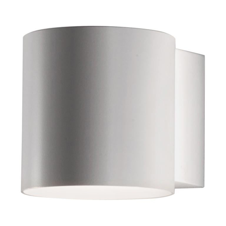 Martinelli Luce Tube 1261 Large Metal Wall Light by Elio Martinelli