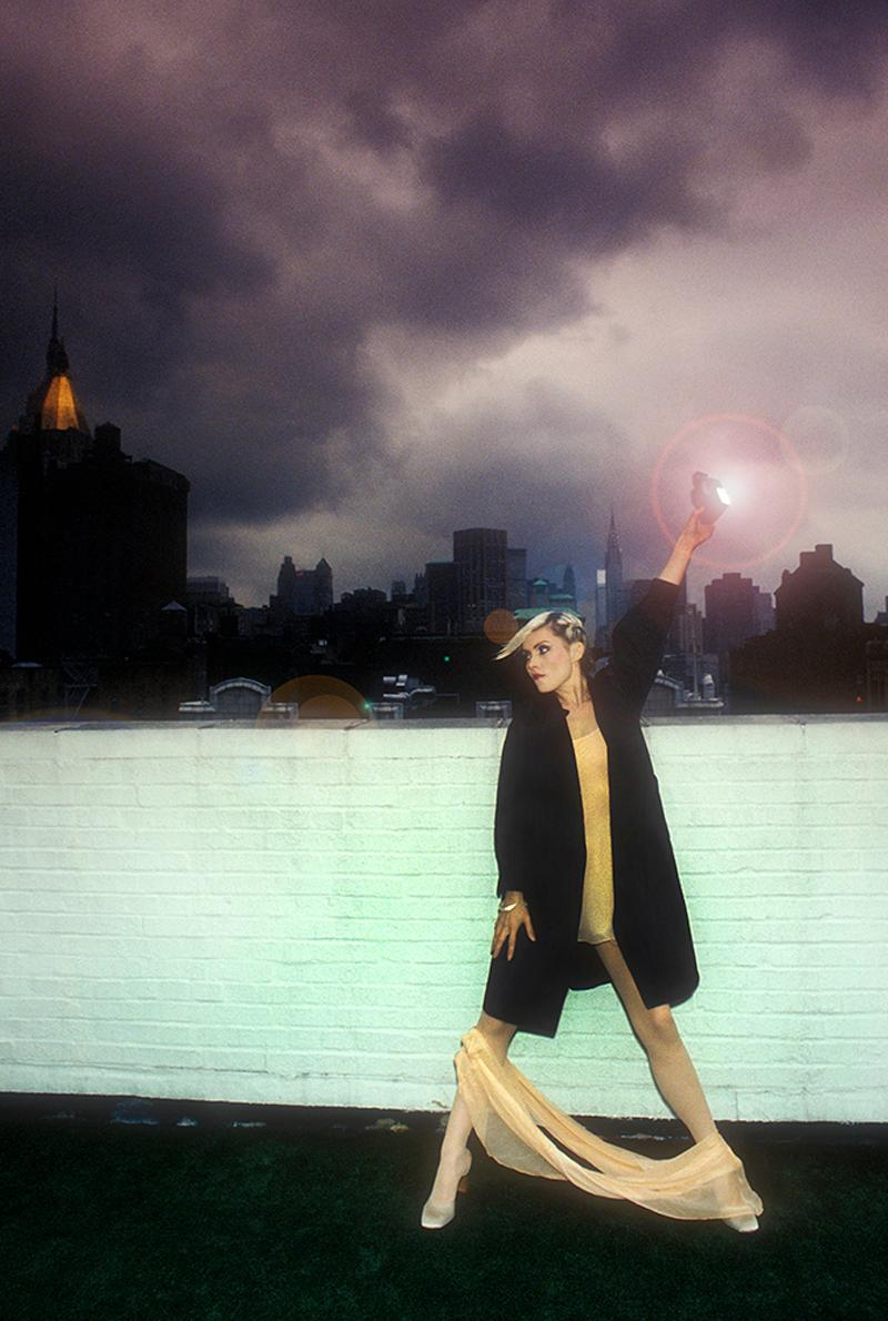 Blondie NYC Album Cover Shoot - signed, limited edition