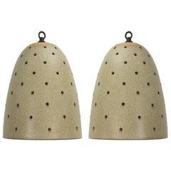 Martz Ceramic Pendant Lamps