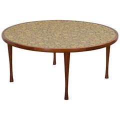 Martz Coin Tile Coffee Table