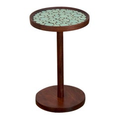 Martz for Marshall Studio Coin Tile Side Table
