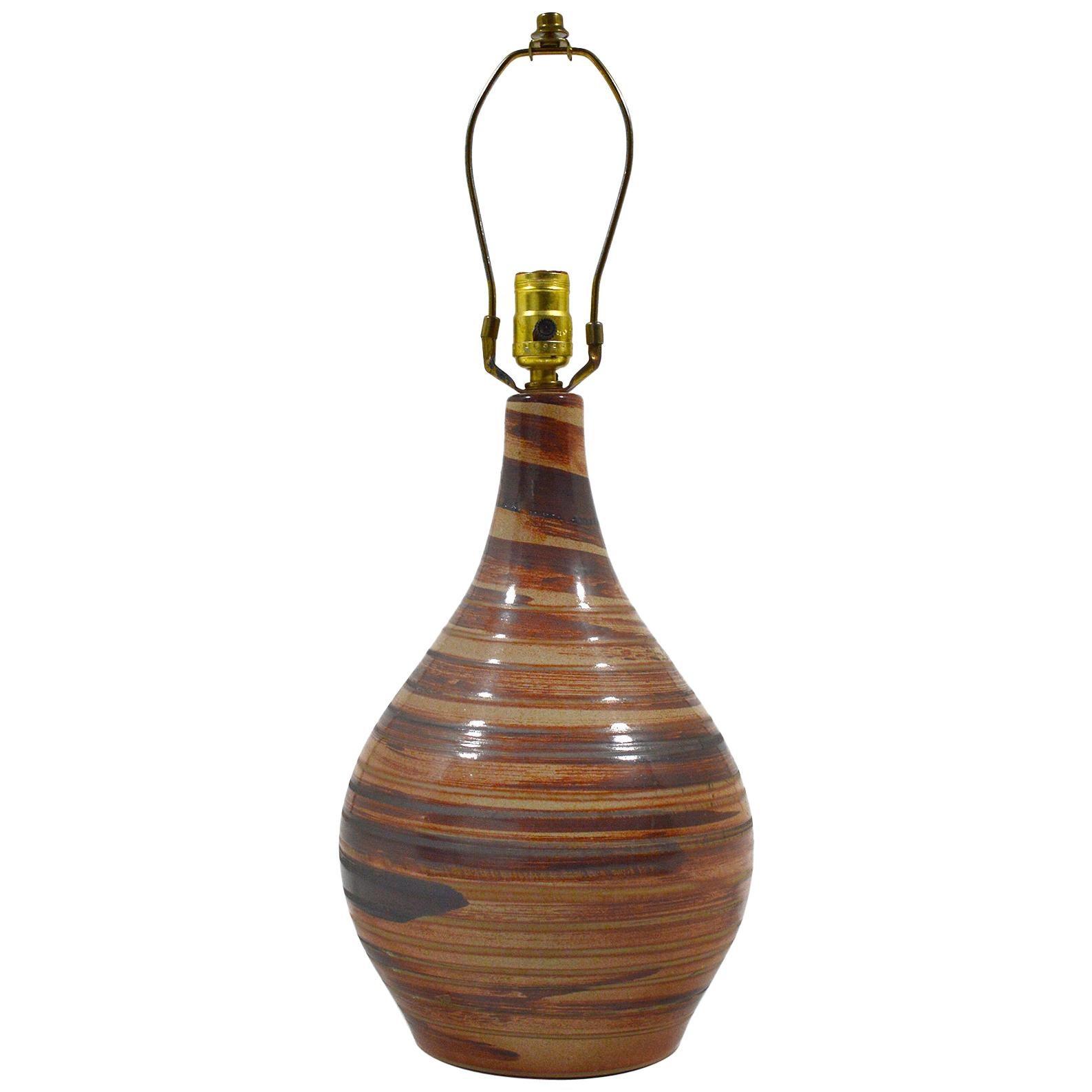 Martz Model 101 Table Lamp for Marshall Studios