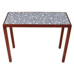 Martz Tile Top Console Table for Marshall Studios