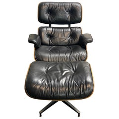 Marvelous Herman Miller Eames Lounge Chair and Ottoman