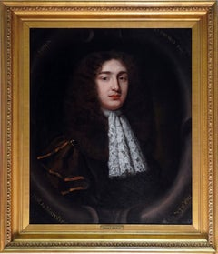 English 17th century portrait of John Ludford Esquire