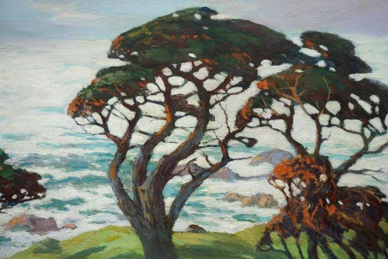 Monterey Cypresses, Pebble Beach Carmel - Landscape 2