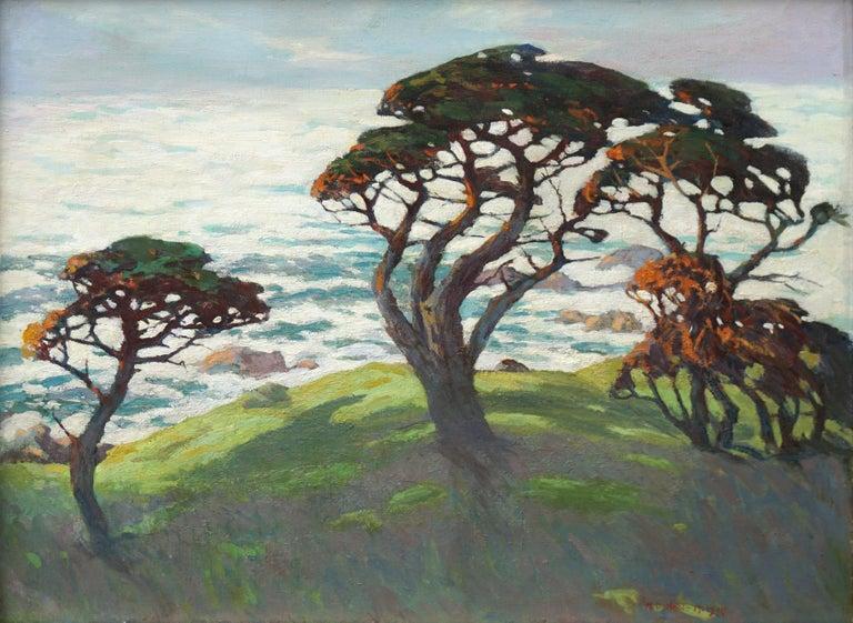 Monterey Cypresses, Pebble Beach Carmel - Landscape 3
