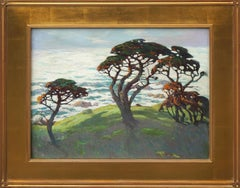 Monterey Cypresses, Pebble Beach Carmel