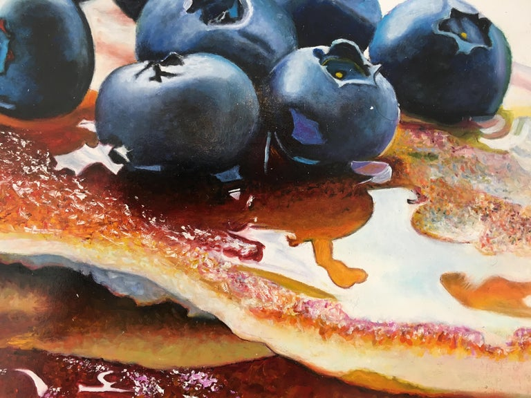 Pancakes with Blueberries For Sale 2