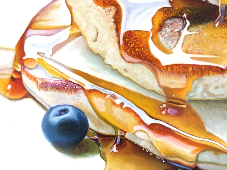 Pancakes with Blueberries For Sale 4