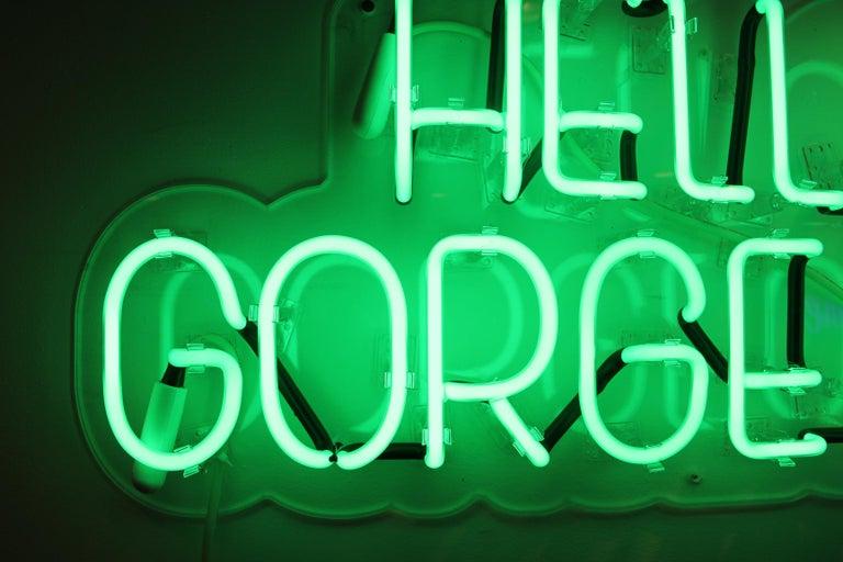 Hello gorgeous - neon art work For Sale 6