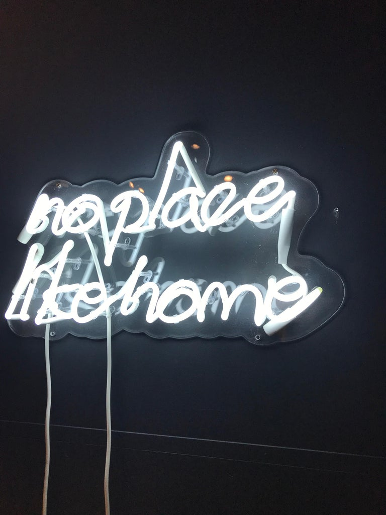 no place like home - Sculpture by Mary Jo McGonagle
