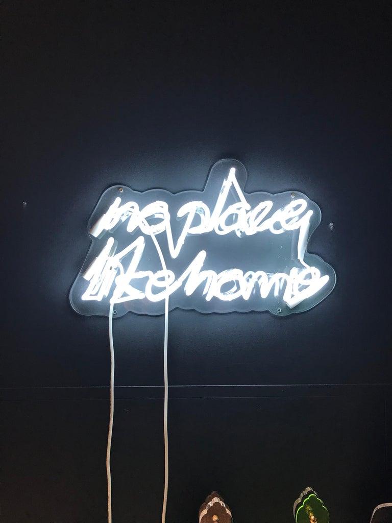 Mary Jo McGonagle Figurative Sculpture - no place like home