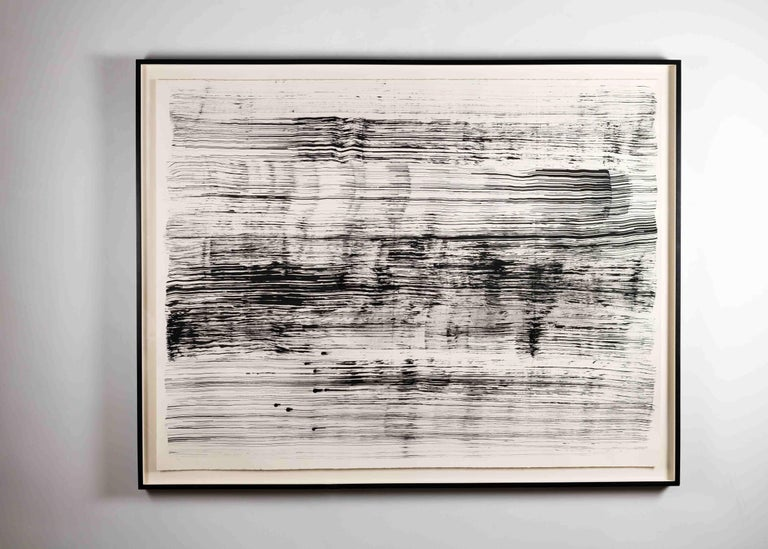 American Mary McDonnell, Untitled 3, Contemporary Framed Drawing, United States, 2009 For Sale
