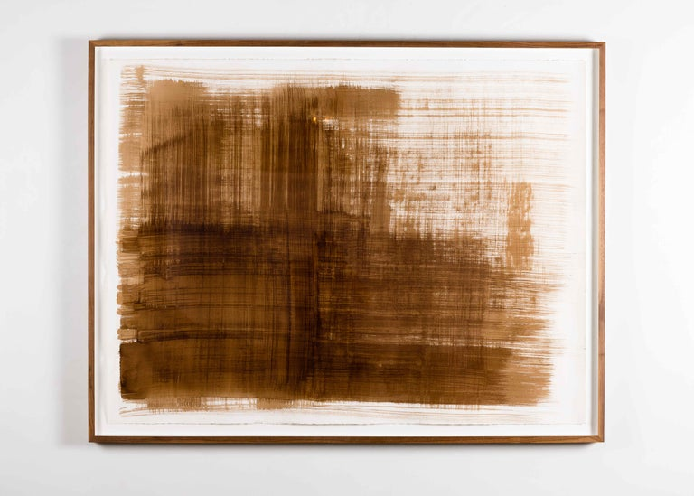 American Mary McDonnell, Untitled, Contemporary Framed Drawing, United States, 2008  For Sale