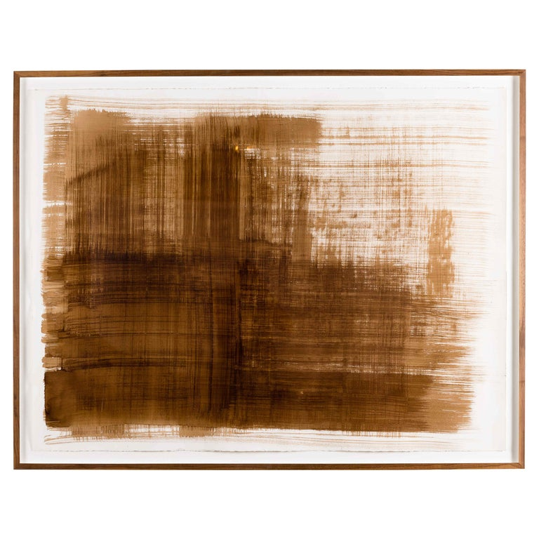Mary McDonnell, Untitled, Contemporary Framed Drawing, United States, 2008  For Sale