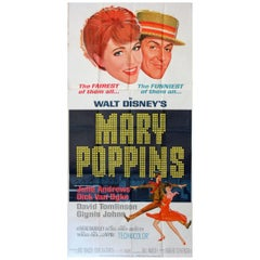 Mary Poppins '1964' Poster