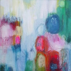 Mary Scott, Love Letters to Cornwall III, Original abstract painting