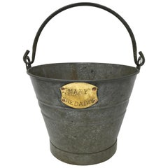 """Mary the Dairy"" Dairy Bucket"