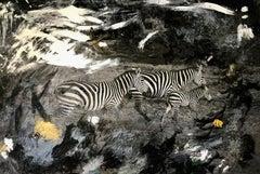Zebras on the Lamb