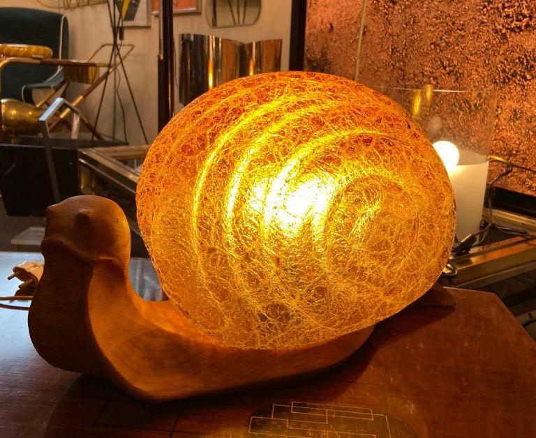 Marzio Cecchi for Dimensione Fuoco Table Lamp For Sale 1