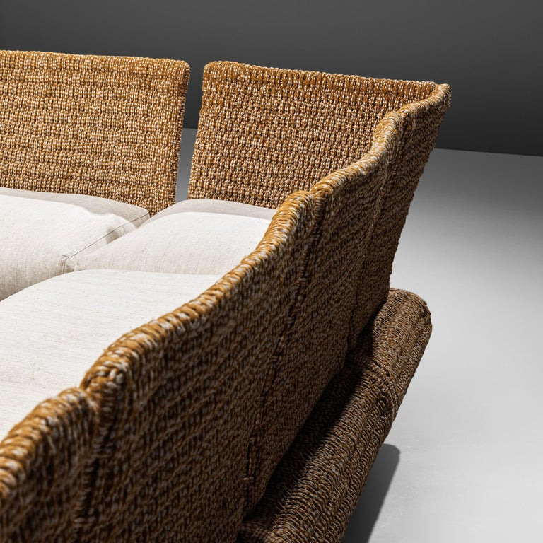 Metal Marzio Cecchi for Studio Most Sectional Sofa For Sale