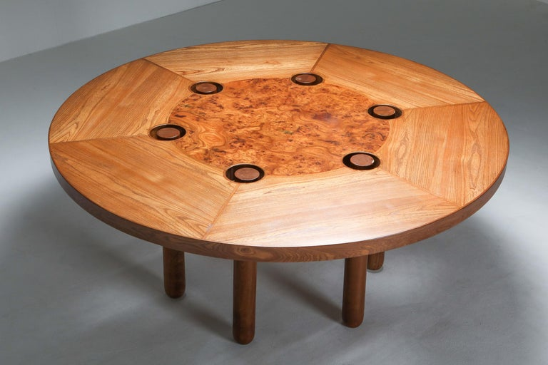 Marzio Cecchi One of a Kind Dining Table In Excellent Condition For Sale In Antwerp, BE