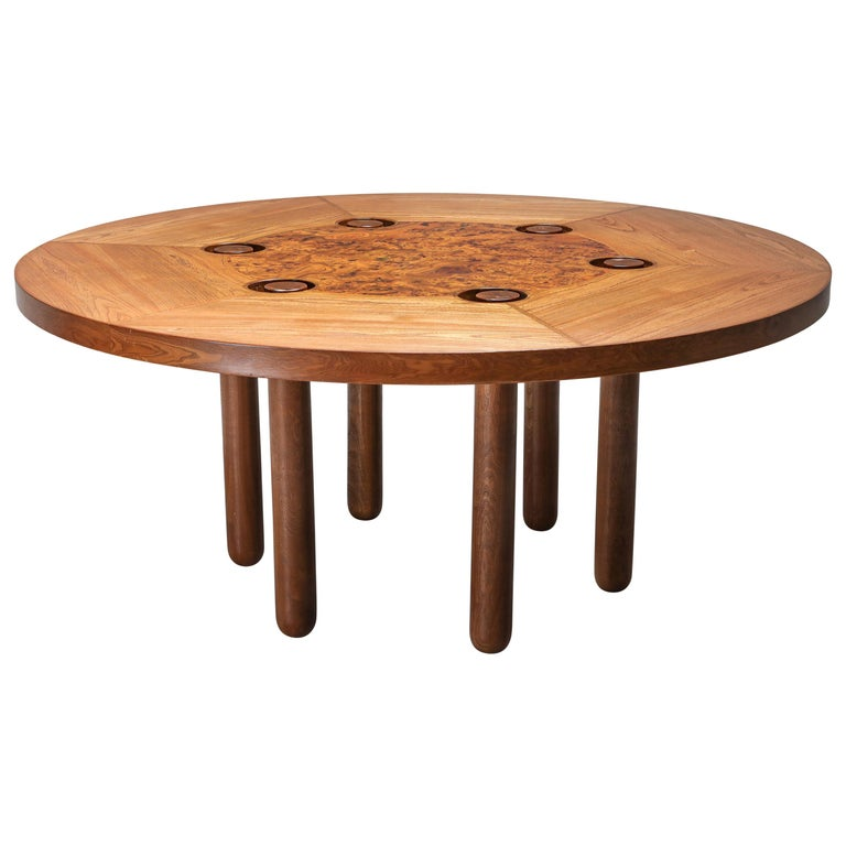 Marzio Cecchi One of a Kind Dining Table For Sale