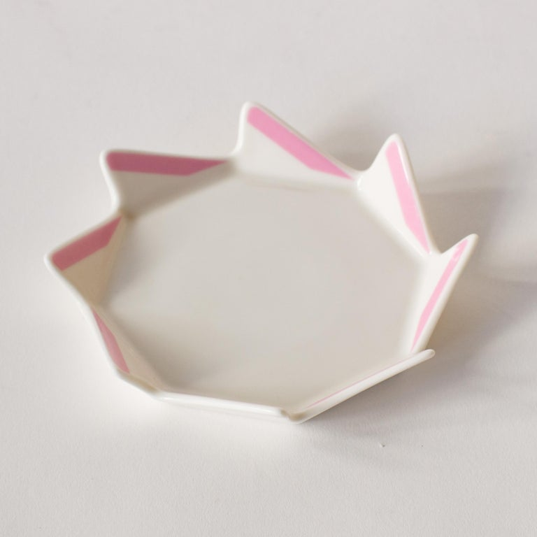 Post-Modern Masanori Umeda Five Color Plates Postmodern For Sale