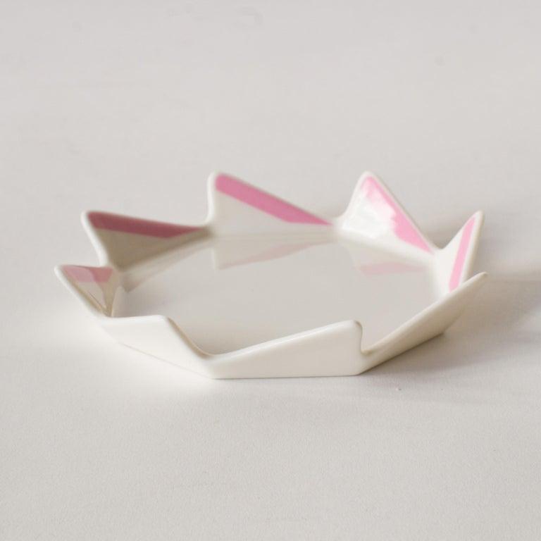 Japanese Masanori Umeda Five Color Plates Postmodern For Sale