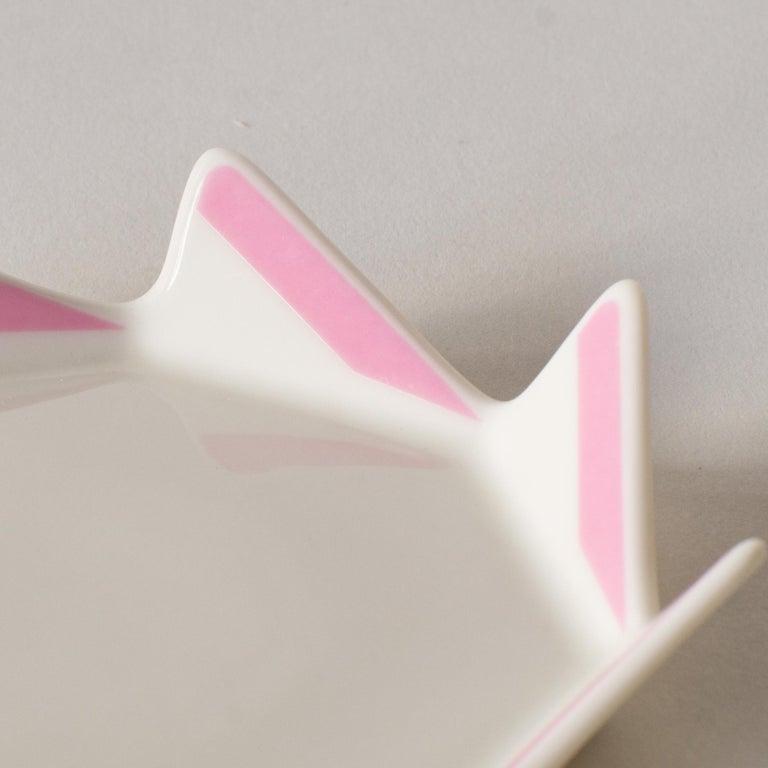 Masanori Umeda Five Color Plates Postmodern In Good Condition For Sale In Shibuya-ku, Tokyo