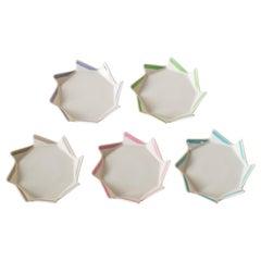Masanori Umeda Five Color Plates Postmodern