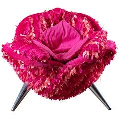 Masanori Umeda Floral Chair